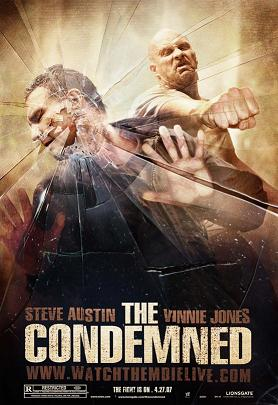 Copertina del Film The Condemned