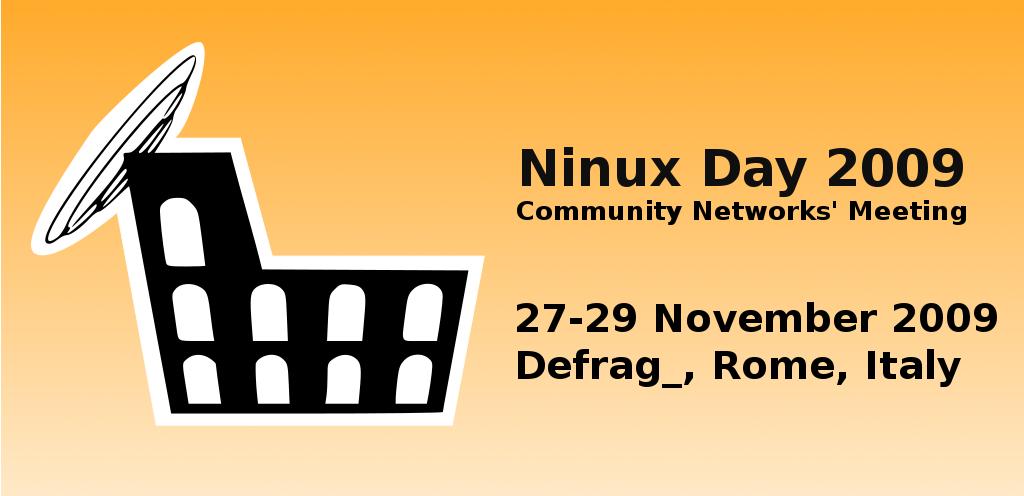 LogoNinuxDay2009