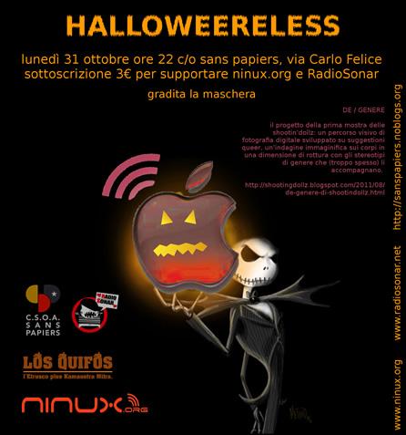 Halloweereless