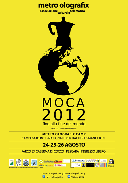 Moca 2012