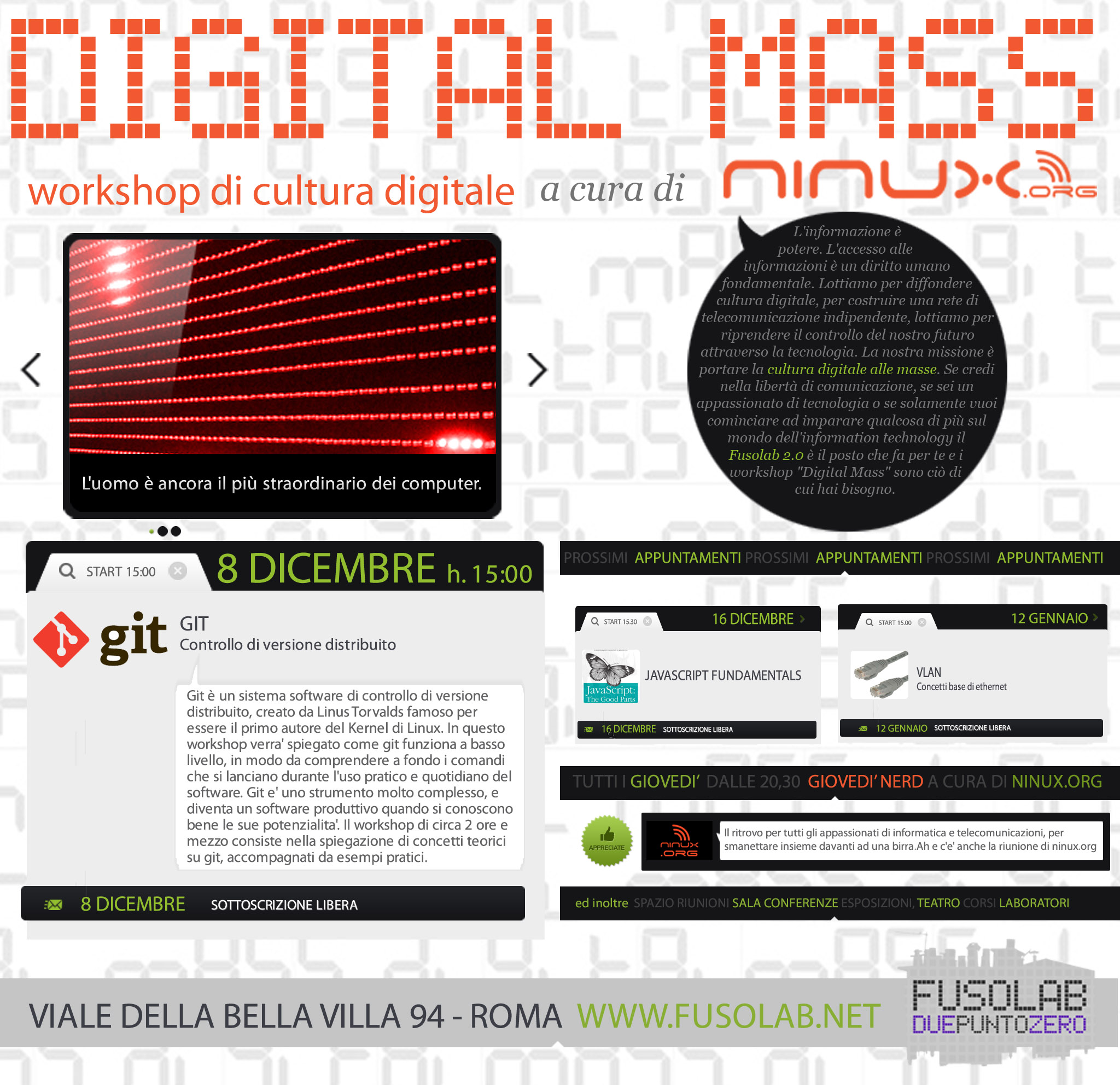 Digital Mass