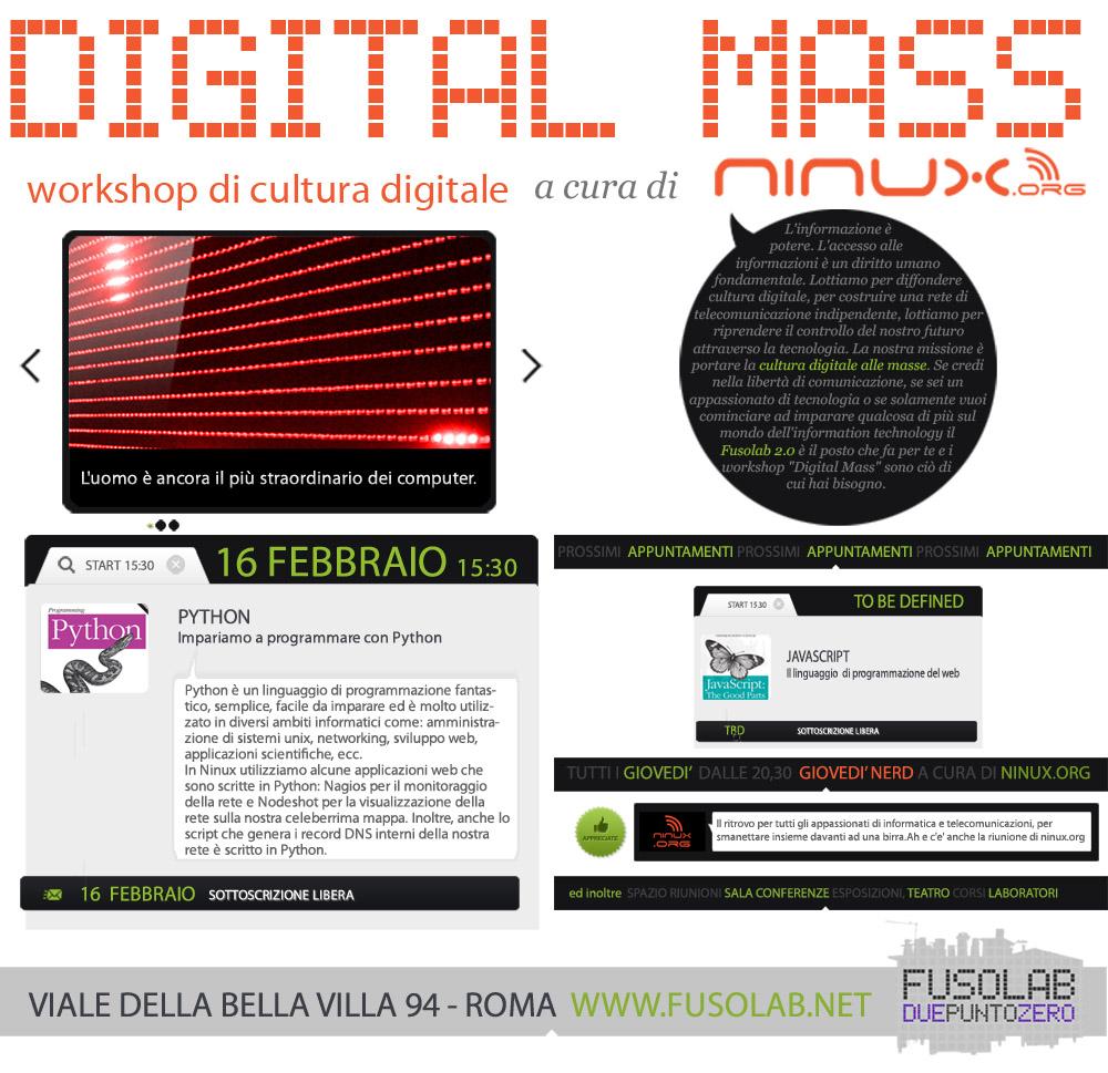python-digitalmass