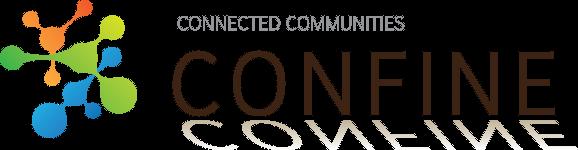 CONFINE logo