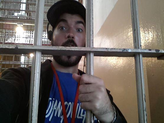 Tranquilli, sto solo visitando Alcatraz